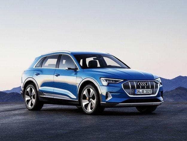 Audi e-tron получи пет звезди от EuroNCAP