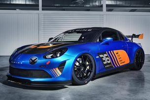 Alpine тества екстремна версия на купето A110