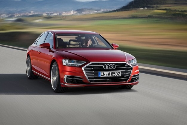 Audi A8 ще получи нова флагманска модификация