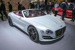 Bentley подготвя водородeн прототип