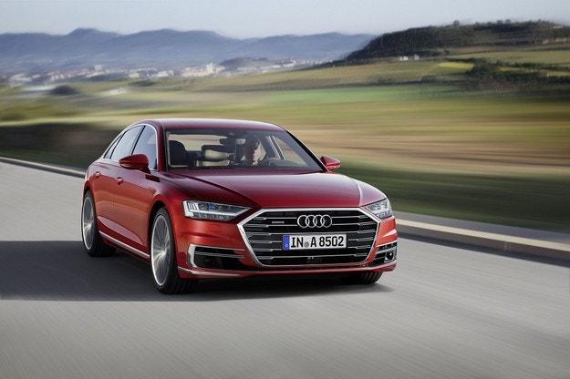 Новият Audi A8 може да стане електромобил