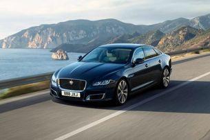 Jaguar спира производството на флагмански седан XJ
