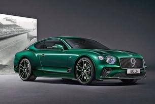 Bentley ще направи 10 ексклузивни автомобила