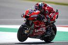 Петручи грабна първата си победа в MotoGP