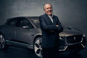 Дизайнерът Иън Калъм напусна Jaguar