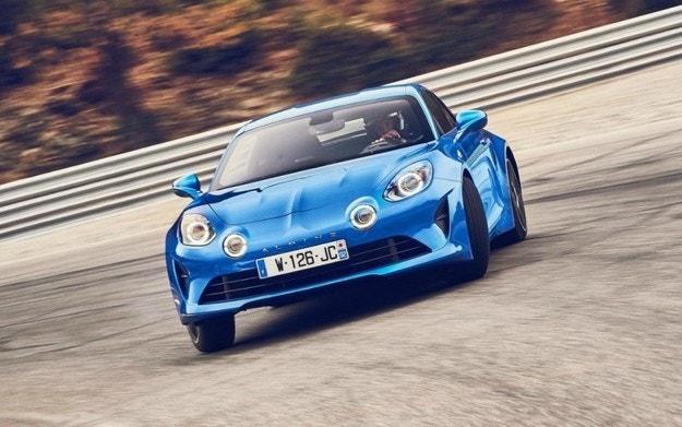 Alpine обяви старта на по-мощна версия на A110