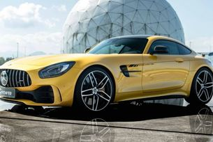 Тунери показаха Mercedes-AMG GT с 800 к.с.