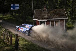 Hyundai търси пилот за Финландия