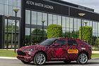 Aston Martin сглоби първите кросоувъри DBX
