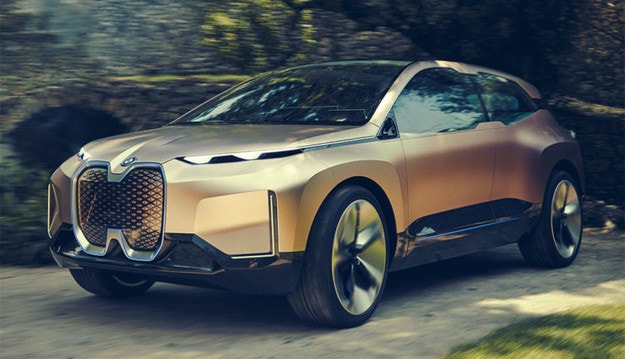 BMW Vision M Next изразява ценностите на водача