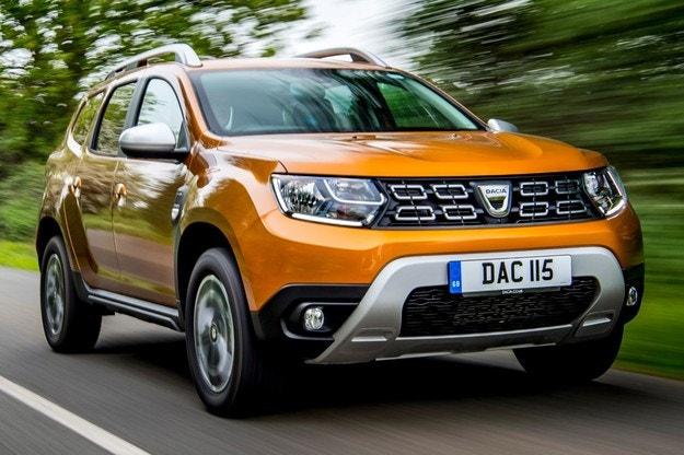 Dacia лансира нов корпоративен уебсайт