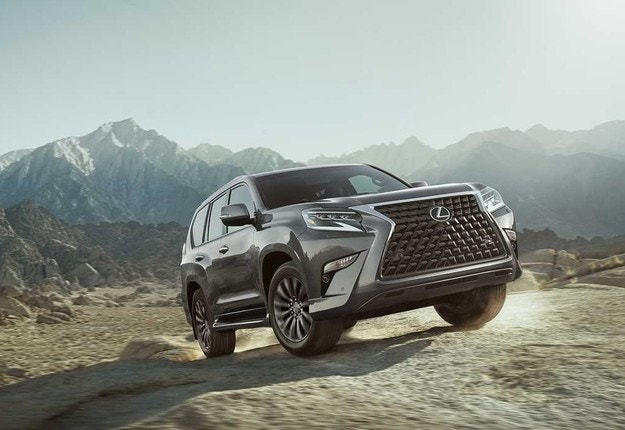 Lexus представи обновения GX