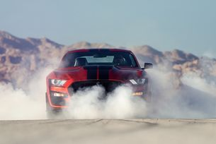 Ford разкри новия Mustang Shelby GT500