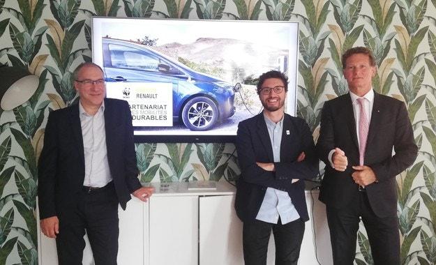 WWF Франция и Groupe Renault стават партньори