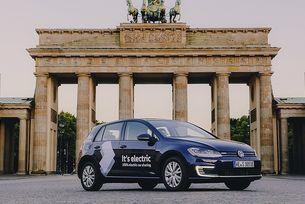 Volkswagen пусна услуга за споделяне на автомобили