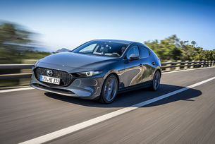 Сервизна акция за Mazda 3
