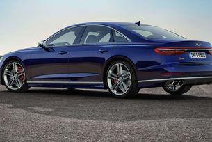 Audi S8 получава битурбо V8 с 571 к.с.