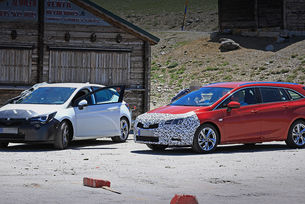 Ще произвеждат новия Opel Astra в Рюселсхайм