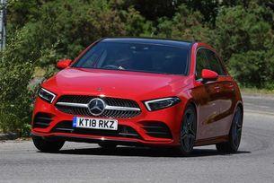 Mercedes-Benz подготвя хибрид на хечбека A-класа