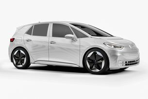 Електромобилите VW се обновяват безжично