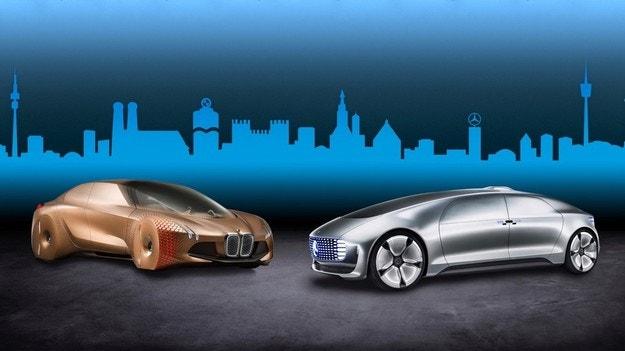 BMW и Daimler готвят заедно автономни автомобили