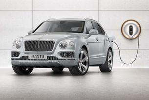 Bentley на ток няма да се появи преди 2025
