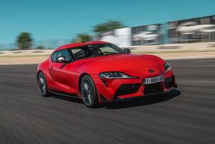 Toyota Supra може да получи двигател от BMW M3