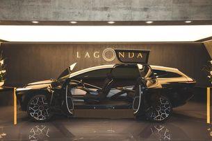 Aston Martin и Lagonda готвят автономни автомобили