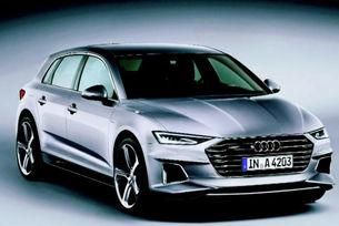 Audi A3 ще получи офроуд версия Allroad