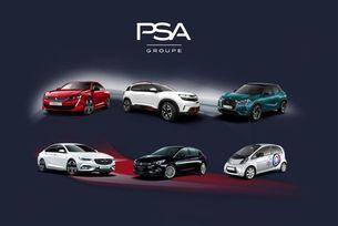 Продажбите на PSA Groupe паднаха драстично
