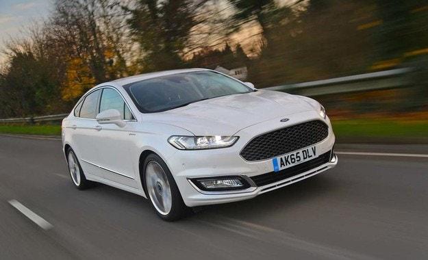 Ford ще смени Mondeo, S-Max и Galaxy с нов кросоувър