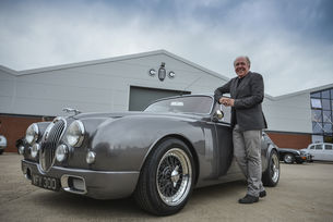Бившият дизайнер на Jaguar основава собствена фирма