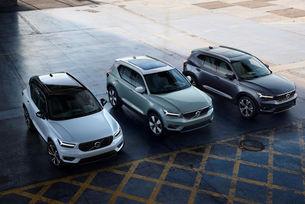 Търсеното на Volvo SUV моделите води до рекорди