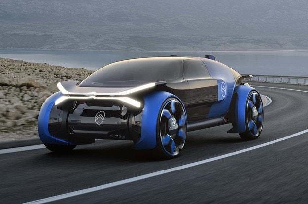 Новите модели на Citoren с 30-инчови колела