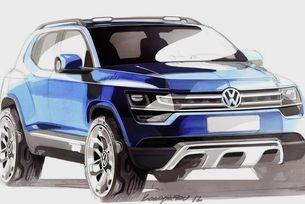 Volkswagen ще представи нов кросоувър през 2021