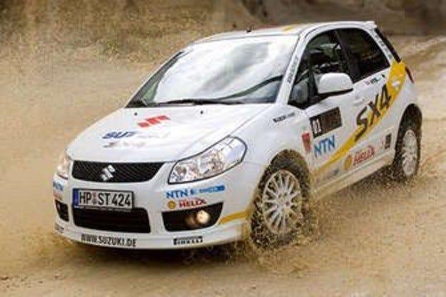 Suzuki SX4: Push!