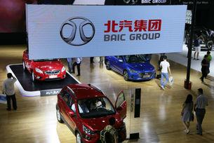 Beijing Automotive Group придобива 5% от Daimler