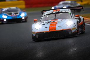 Porsche се върна на върха в 24-те часа на Спа