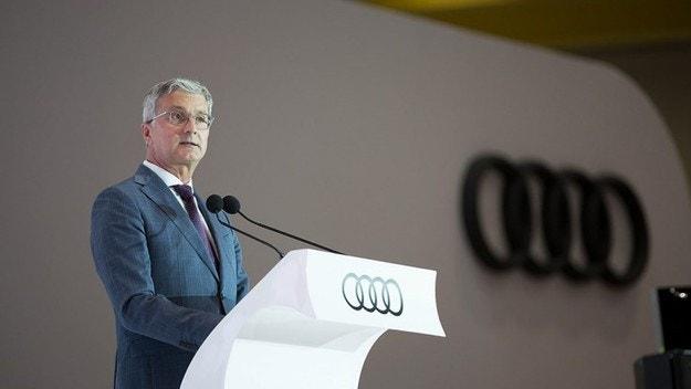 Бившият шеф на Audi е обвинен за дизелгейт