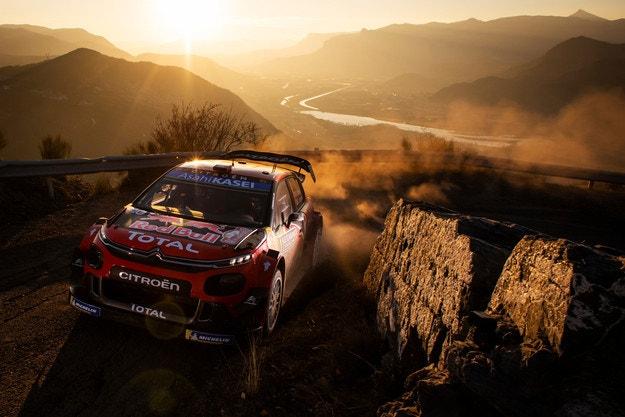 Ожие напуска WRC в края на 2020