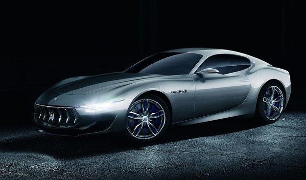 Maserati Alfieri ще се появи още догодина