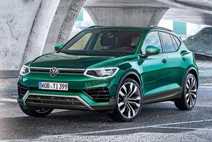 Новият Volkswagen Tiguan ще се появи през 2022