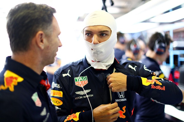Формата на Гасли започва да пречи на Red Bull