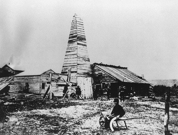 160 години нефтена индустрия