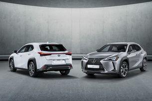 Lexus Intrnationl обяви продажбите за шестте месеца