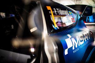 Тидеманд се завръща в екипа на M-Sport