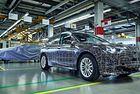 Показват производството на прототипи на BMW iNext