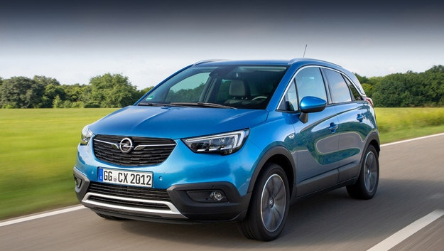 Opel Crossland X ще покаже топ двигател през есента