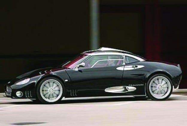Zagato ще работят със Spyker