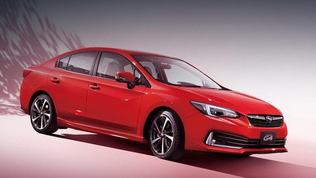 Променят фамилията Subaru Impreza в Япония